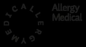 allergy medical logo
