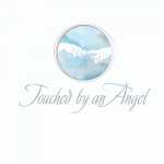 touched by an angel logo for tracey o